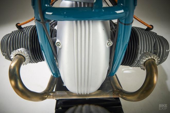 BMW R60/7 do phong cach hoai co thap nien 50 hinh anh 4
