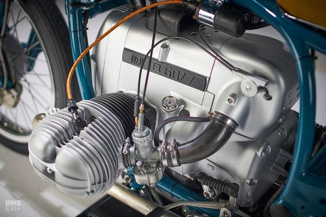 BMW R60/7 do phong cach hoai co thap nien 50 hinh anh 9