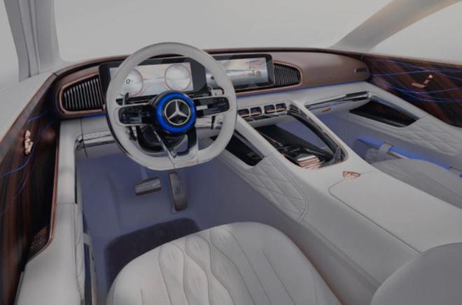 Ro ri hinh anh Mercedes-Maybach SUV truoc them trien lam Bac Kinh hinh anh 6