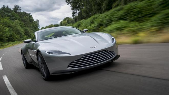 Sieu xe Aston Martin DB tien hoa nhu the nao? hinh anh