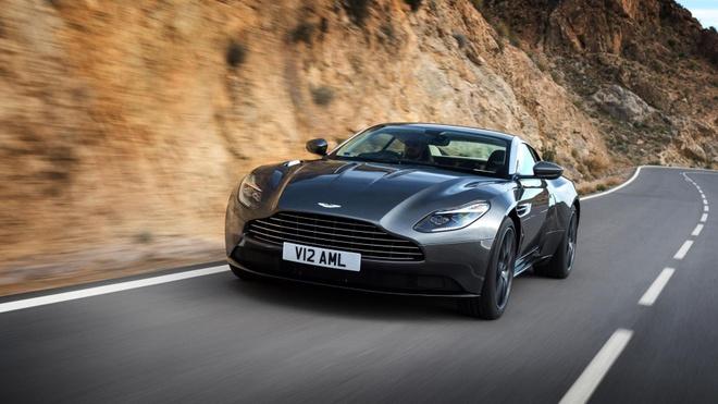 Sieu xe Aston Martin DB tien hoa nhu the nao? hinh anh 14