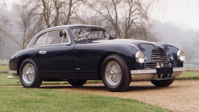 Sieu xe Aston Martin DB tien hoa nhu the nao? hinh anh 4