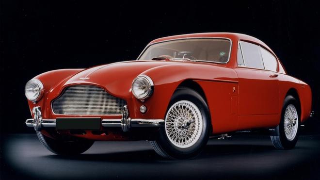 Sieu xe Aston Martin DB tien hoa nhu the nao? hinh anh 5