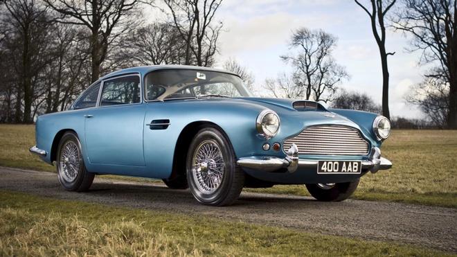 Sieu xe Aston Martin DB tien hoa nhu the nao? hinh anh 6
