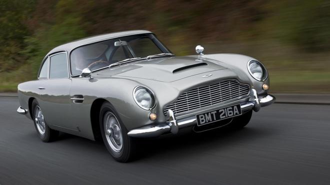 Sieu xe Aston Martin DB tien hoa nhu the nao? hinh anh 7