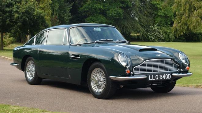 Sieu xe Aston Martin DB tien hoa nhu the nao? hinh anh 8