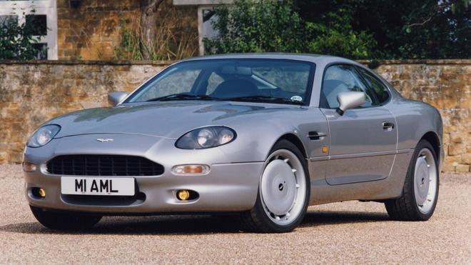 Sieu xe Aston Martin DB tien hoa nhu the nao? hinh anh 10