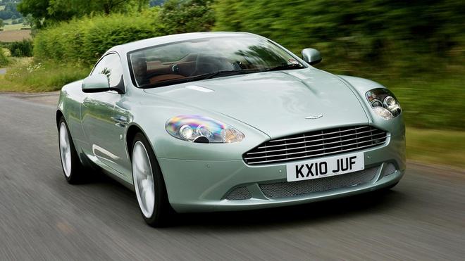 Sieu xe Aston Martin DB tien hoa nhu the nao? hinh anh 11