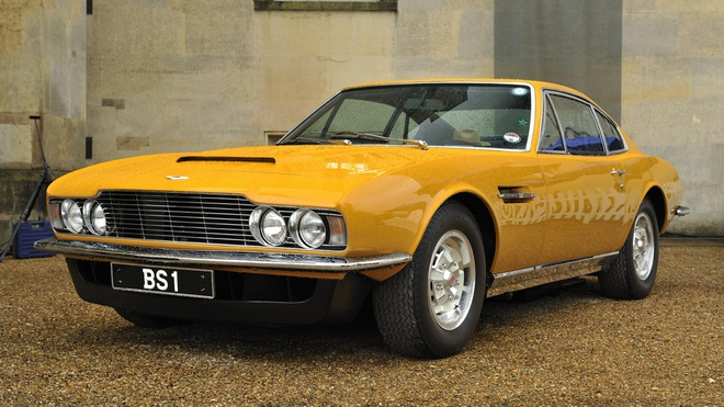 Sieu xe Aston Martin DB tien hoa nhu the nao? hinh anh 9