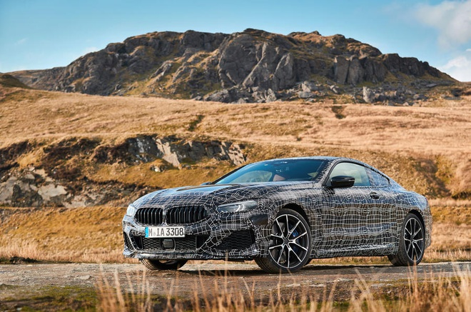 BMW 8-Series bat ngo lo dien truoc ngay ra mat hinh anh 6