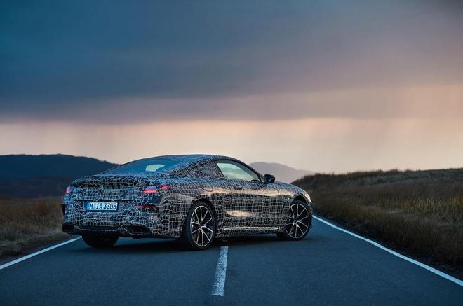 BMW 8-Series bat ngo lo dien truoc ngay ra mat hinh anh 10