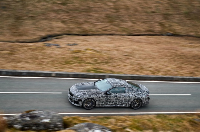 BMW 8-Series bat ngo lo dien truoc ngay ra mat hinh anh 11