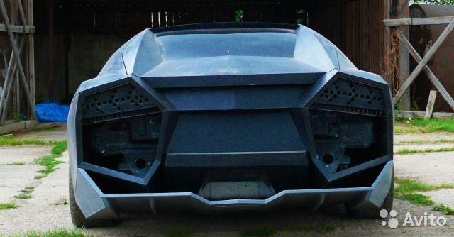 Ban sao Lamborghini Reventon tu xe 've chai' anh 6