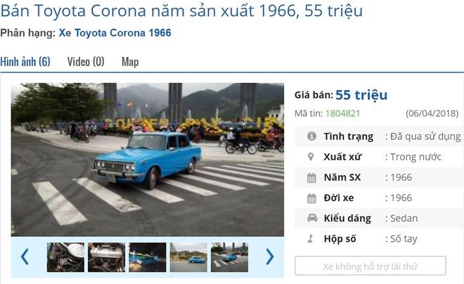 Nhung chiec xe co rao ban gia re hon xe may o Viet Nam hinh anh 3
