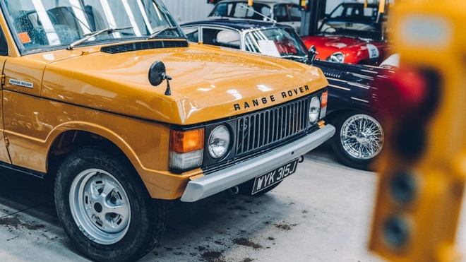 Mot vong trung tam xe co lon nhat cua Jaguar Land Rover hinh anh 8