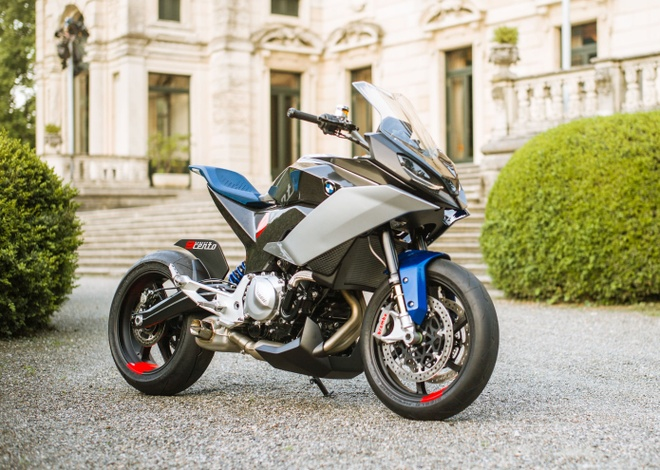 Chi tiet BMW concept 9Cento: Moto Adventure-Sport co trung dep mat hinh anh