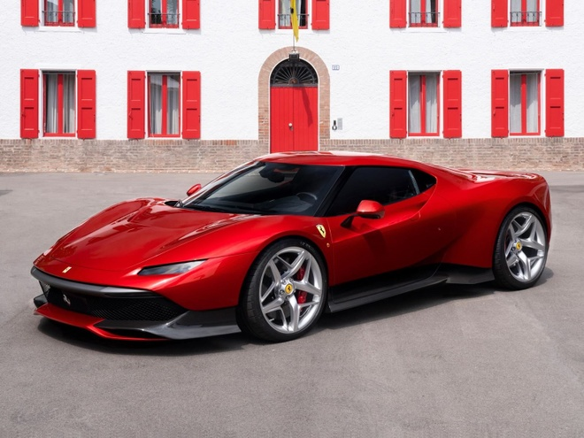 10 sieu xe Ferrari ban dac biet dep nhat hinh anh