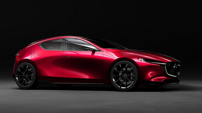 Mazda 3 the he moi ra mat thang 11 hinh anh
