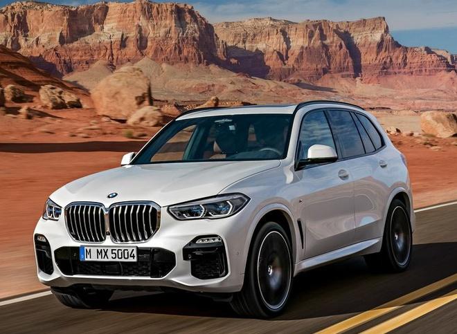 BMW X5 2019 khac biet gi so voi the he cu? hinh anh