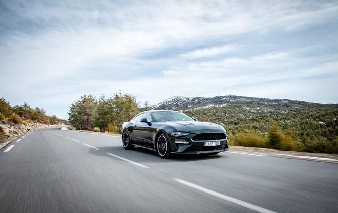 Ford Mustang Bullitt gia hon 63.000 USD hinh anh 1