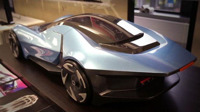 Ban mau xe the thao Mazda Cosmo hoi sinh vao nam 2027 hinh anh 5