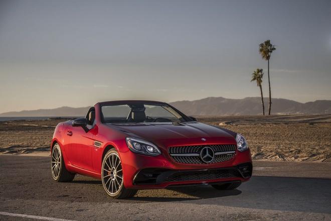 Mercedes-AMG SLC 43 2019 nang cap suc manh hinh anh