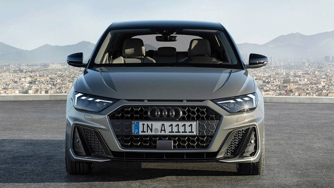 Audi A1 Sportback 2019 ca tinh va hien dai hon hinh anh