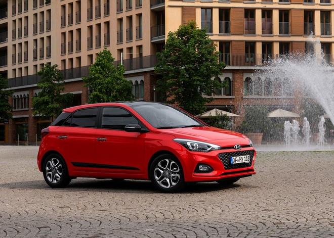 Hyundai i20 2019 chinh thuc ra mat, canh tranh Ford EcoSport hinh anh
