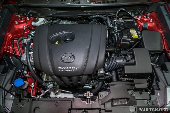 Mazda CX-3 2018 ban nang cap ra mat tai Malaysia gia tu 689 trieu hinh anh 8
