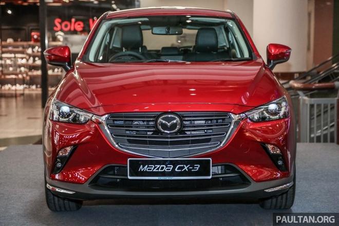 Mazda CX-3 2018 ban nang cap ra mat tai Malaysia gia tu 689 trieu hinh anh 10