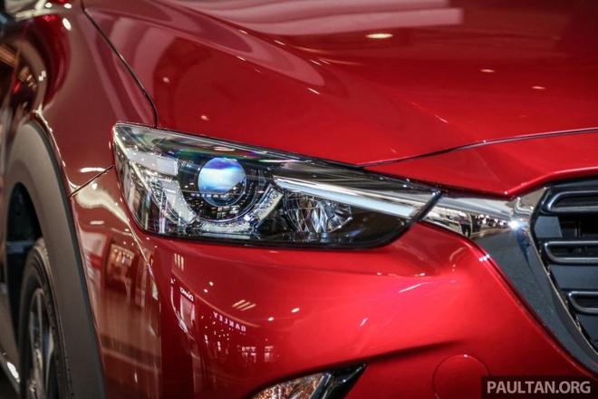 Mazda CX-3 2018 ban nang cap ra mat tai Malaysia gia tu 689 trieu hinh anh 5