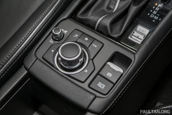 Mazda CX-3 2018 ban nang cap ra mat tai Malaysia gia tu 689 trieu hinh anh 4