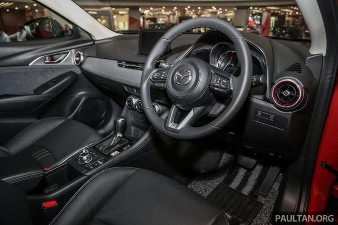 Mazda CX-3 2018 ban nang cap ra mat tai Malaysia gia tu 689 trieu hinh anh 3