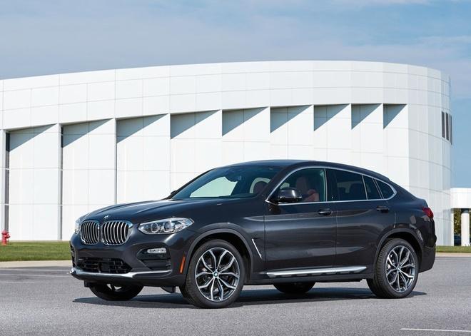 BMW X4 2019 gia tu 51.000 USD, doi dau Mercedes GLC coupe hinh anh 13