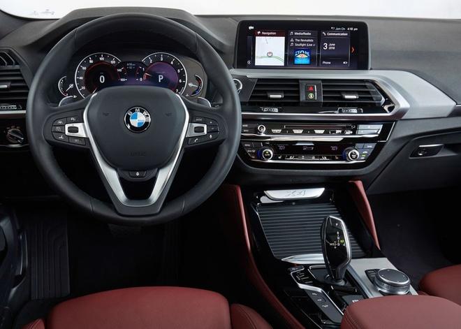 BMW X4 2019 gia tu 51.000 USD, doi dau Mercedes GLC coupe hinh anh 9