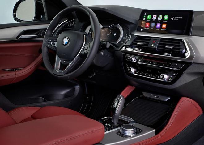 BMW X4 2019 gia tu 51.000 USD, doi dau Mercedes GLC coupe hinh anh 8