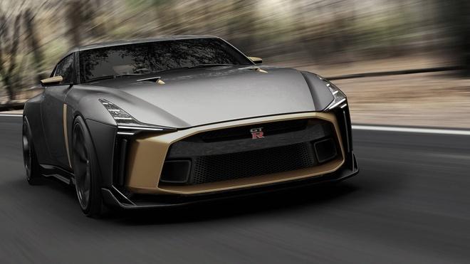 Nissan GT-R50 co them ban dac biet manh hon 700 ma luc hinh anh