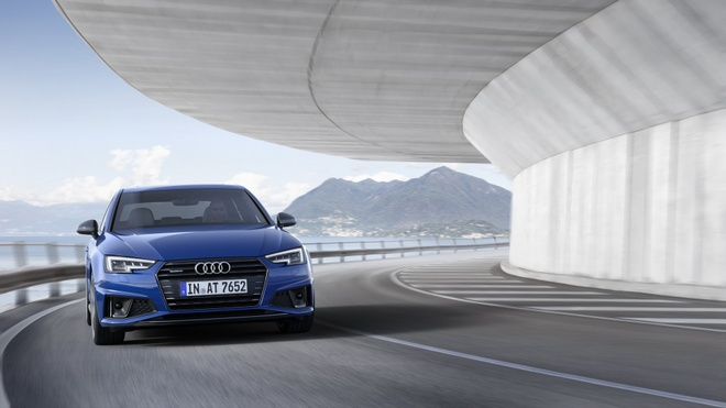 Audi lam moi doi hinh voi mau A4 2019 hinh anh 4