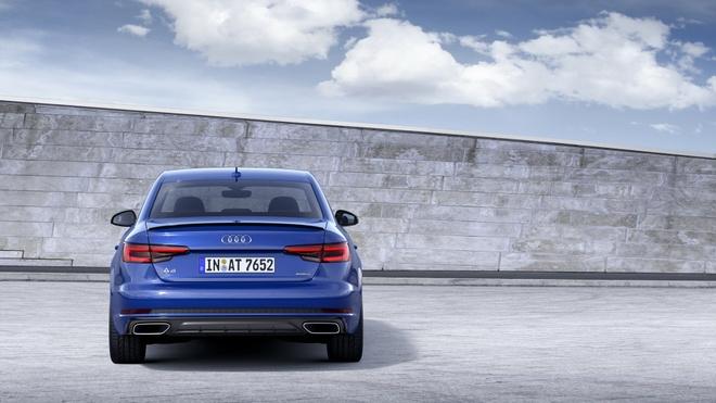 Audi lam moi doi hinh voi mau A4 2019 hinh anh 3