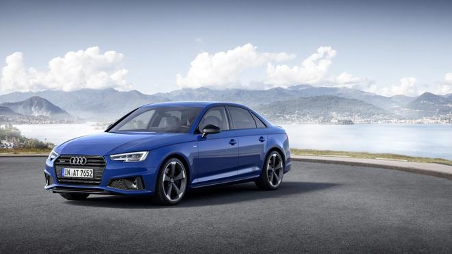 Audi lam moi doi hinh voi mau A4 2019 hinh anh