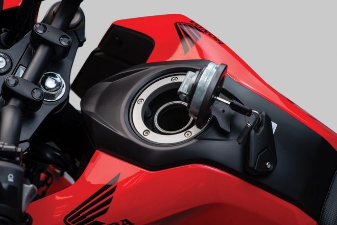 Honda MSX 125 ra mat phien ban mau moi anh 4