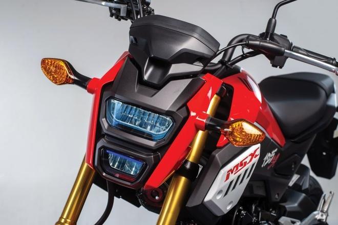 Honda MSX 125 ra mat phien ban mau moi anh 7