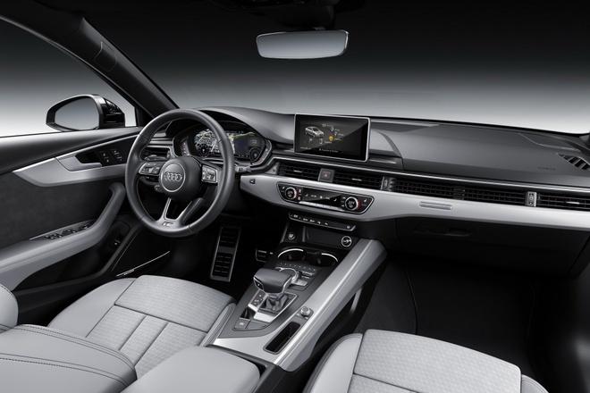 Audi lam moi doi hinh voi mau A4 2019 hinh anh 5