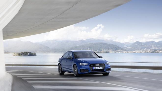 Audi lam moi doi hinh voi mau A4 2019 hinh anh 1