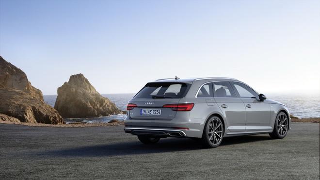 Audi lam moi doi hinh voi mau A4 2019 hinh anh 6