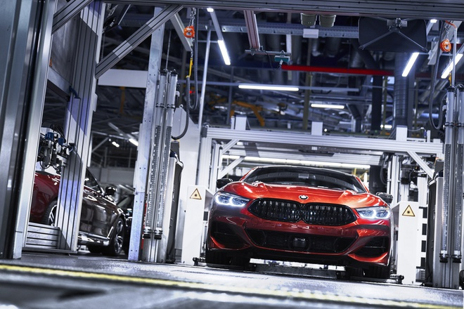 BMW 8-Series Coupe chinh thuc di vao san xuat hinh anh