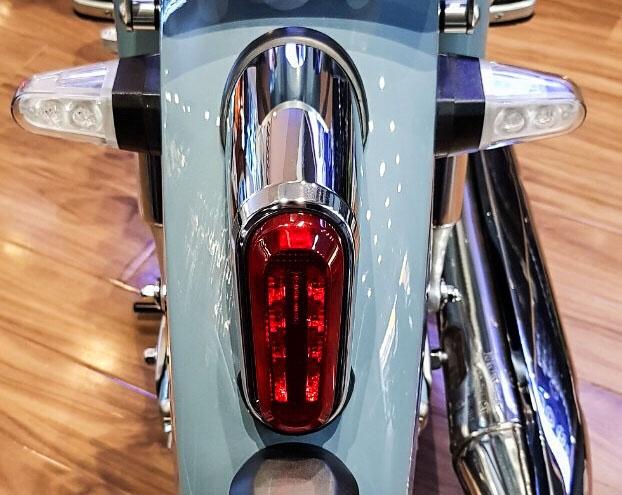 Honda Super Cub C125 dau tien ve Viet Nam, gia gan 100 trieu hinh anh 9