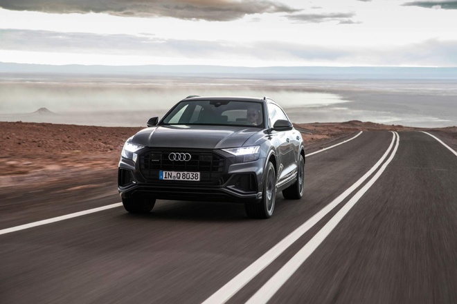 Audi Q8 2019 chinh thuc cong bo gia ban anh 1
