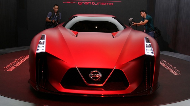 Nissan GT-R the he moi se la sieu xe the thao nhanh nhat the gioi hinh anh 3