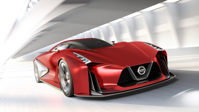 Nissan GT-R the he moi se la sieu xe the thao nhanh nhat the gioi hinh anh 1